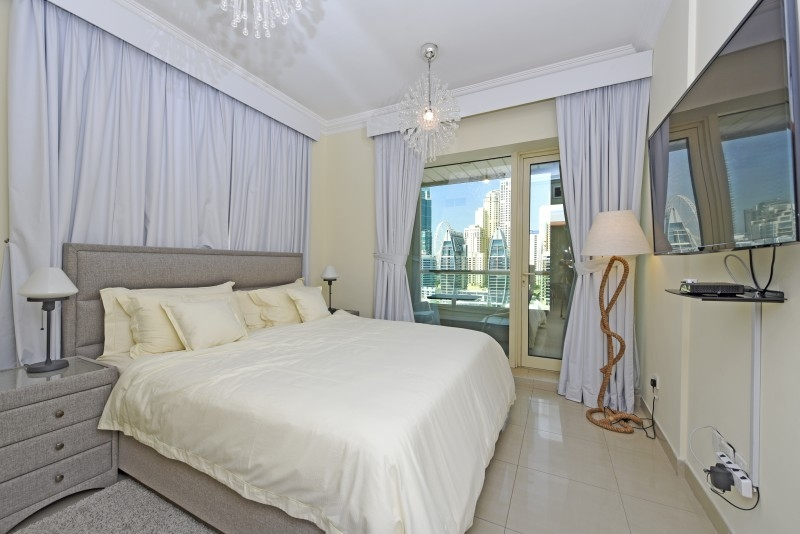 1 Bedroom Apartment For Sale in  Manchester Tower,  Dubai Marina | 5