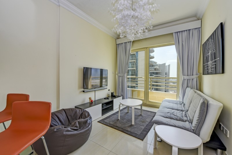 1 Bedroom Apartment For Sale in  Manchester Tower,  Dubai Marina | 2