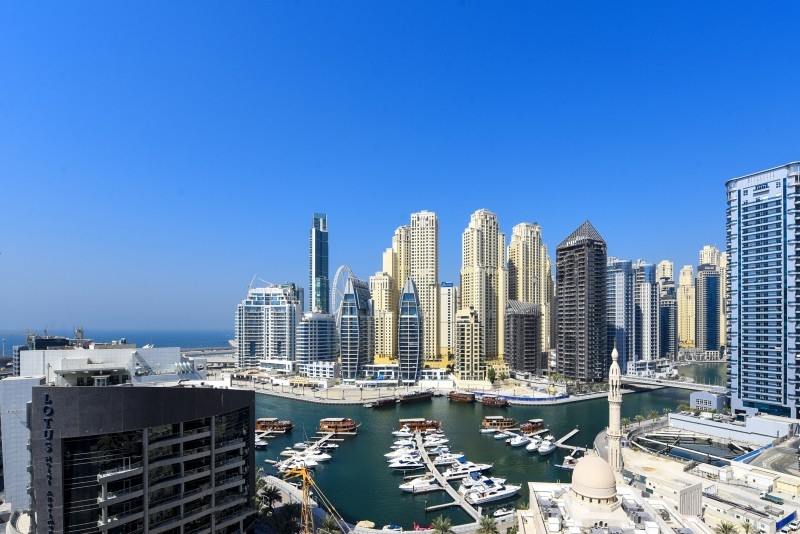 1 Bedroom Apartment For Sale in  Manchester Tower,  Dubai Marina | 8