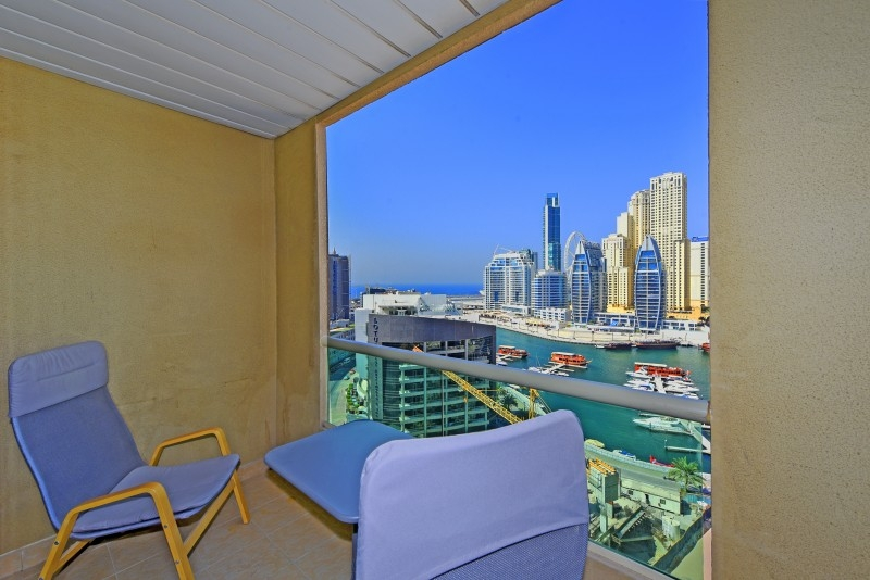 1 Bedroom Apartment For Sale in  Manchester Tower,  Dubai Marina | 7