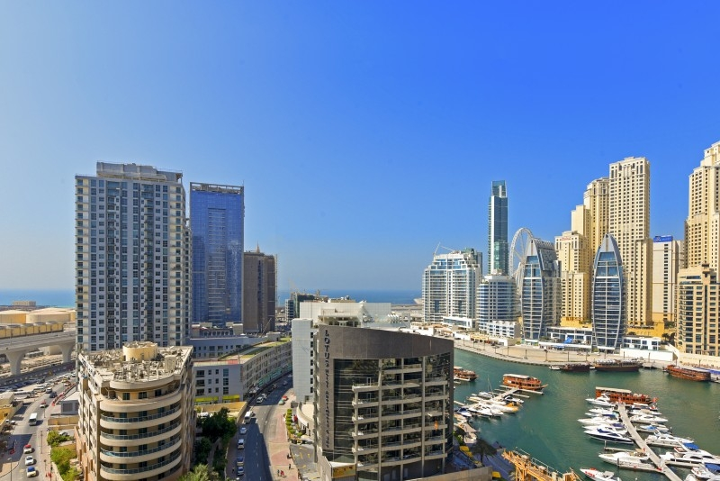 1 Bedroom Apartment For Sale in  Manchester Tower,  Dubai Marina | 9