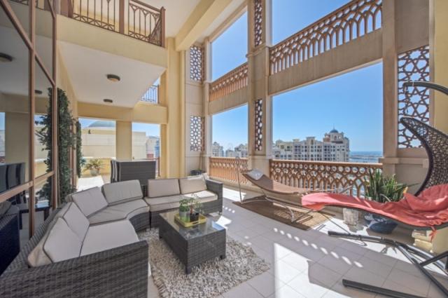 Marina Residences 4, Palm Jumeirah