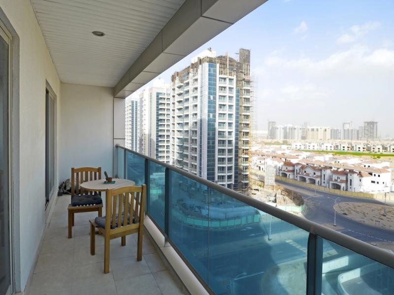 1 Bedroom Apartment For Sale in  The Diamond,  Dubai Sports City | 0