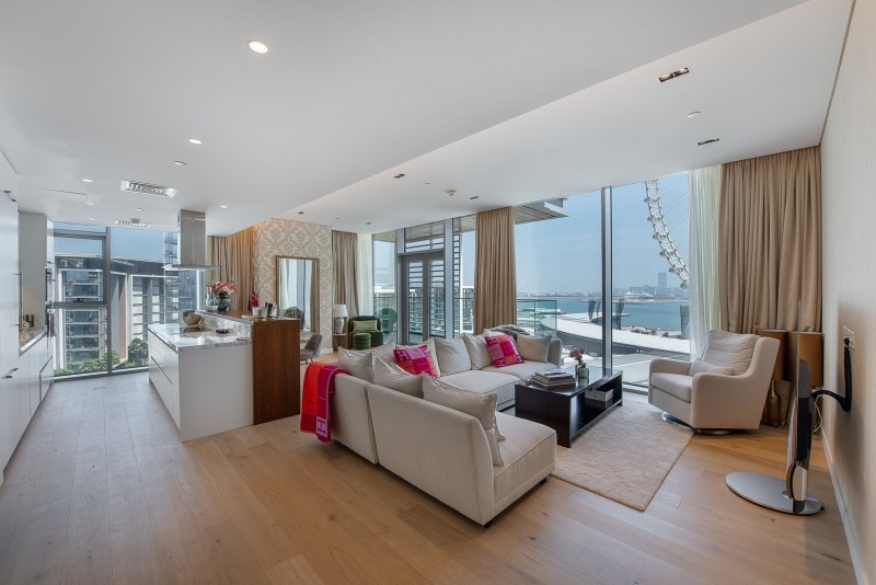 3 Bedroom Apartment For Sale in  Bluewaters Residences,  Bluewaters Island   4