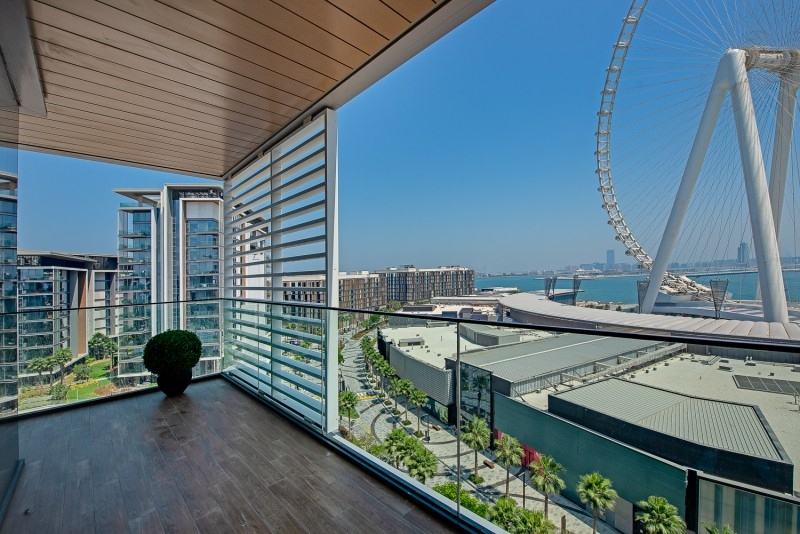 3 Bedroom Apartment For Sale in  Bluewaters Residences,  Bluewaters Island   2