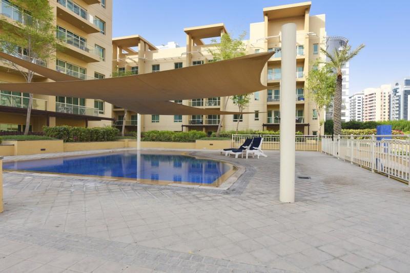 2 Bedroom Apartment For Sale in  Al Ghozlan 2,  Greens | 9