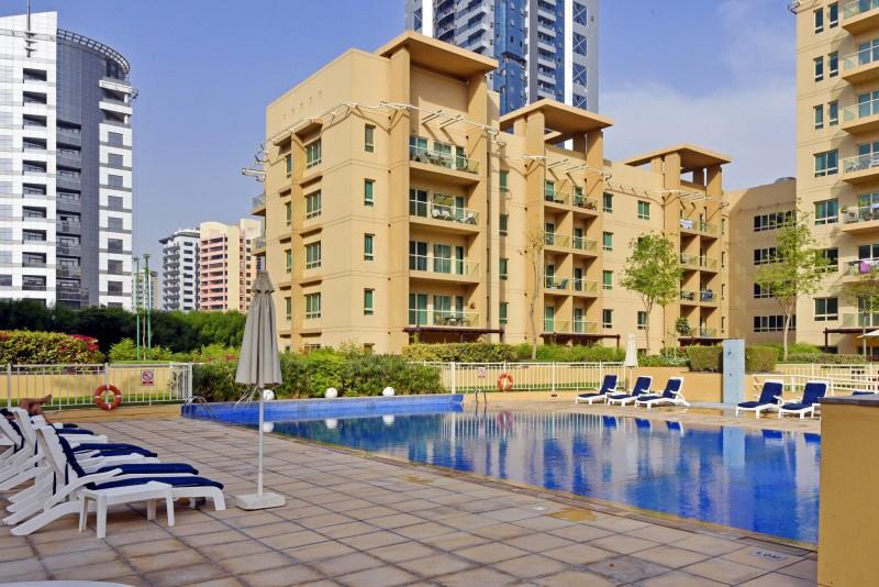 2 Bedroom Apartment For Sale in  Al Ghozlan 2,  Greens | 11