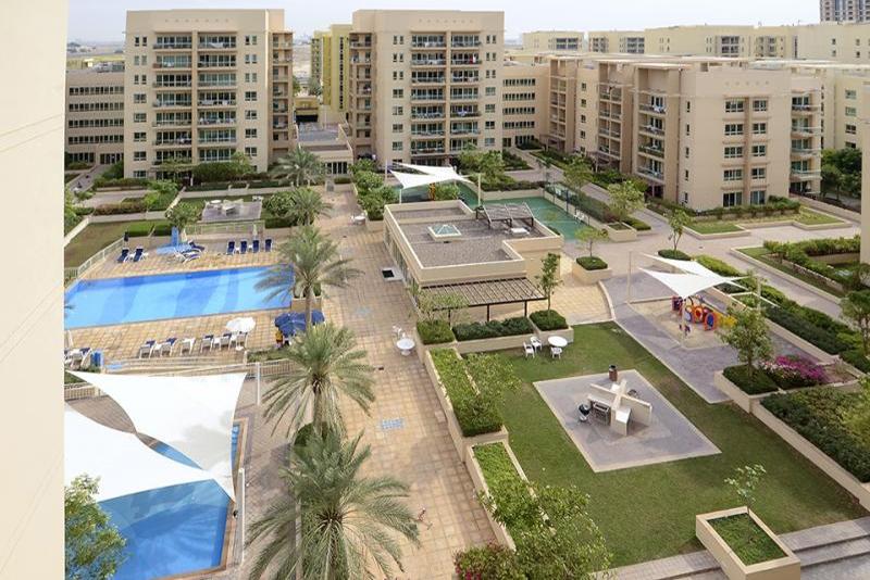 2 Bedroom Apartment For Sale in  Al Ghozlan 2,  Greens | 8