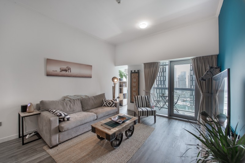 1 Bedroom Apartment For Sale in  Cayan Tower,  Dubai Marina | 1
