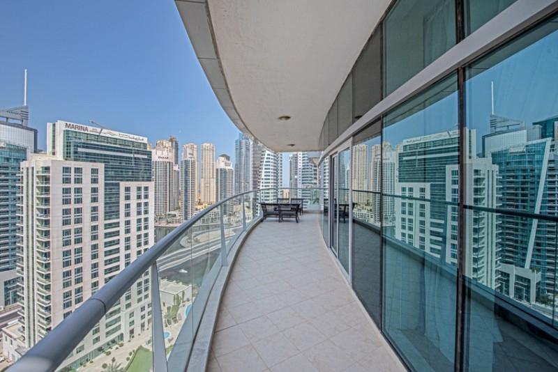 2 Bedroom Apartment For Sale in  Marinascape Oceanic,  Dubai Marina | 3