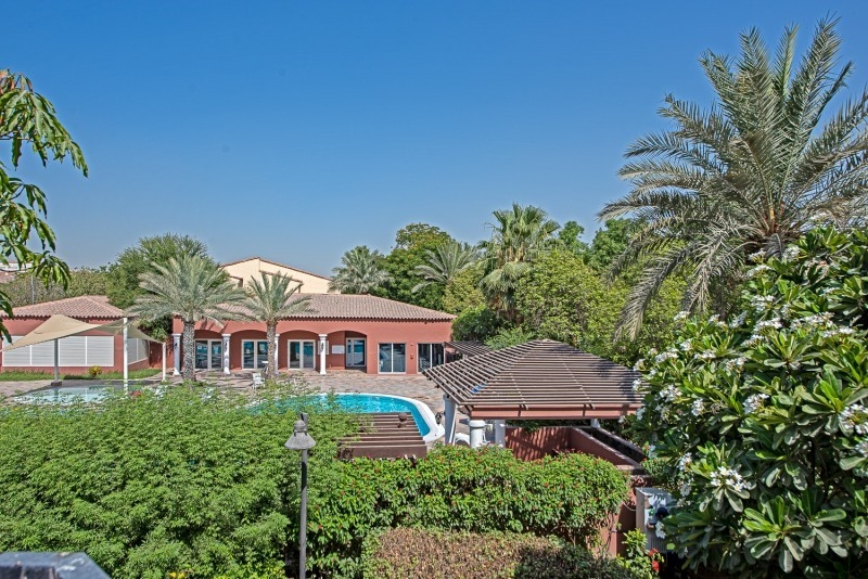 3 Bedroom Villa For Sale in  Townhouses Area East,  Green Community   1
