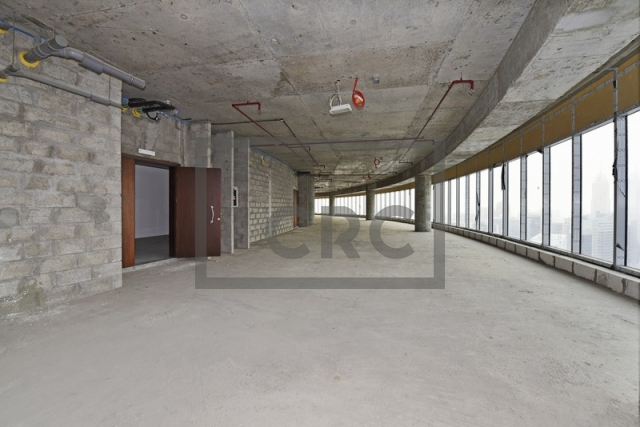 shell & core office for sale in barsha heights (tecom), i rise | 4