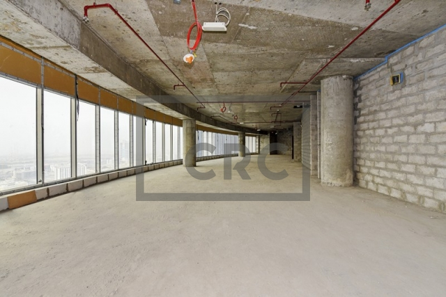 shell & core office for sale in barsha heights (tecom), i rise | 6