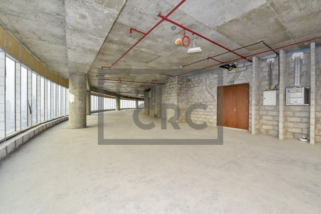 shell & core office for sale in barsha heights (tecom), i rise | 7