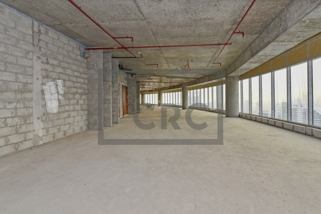 shell & core office for sale in barsha heights (tecom), i rise | 8