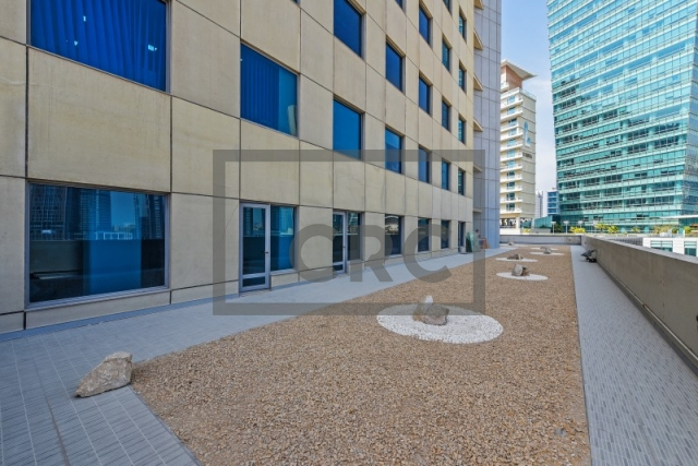 shell & core office for sale in business bay, sobha ivory tower 1 | 5