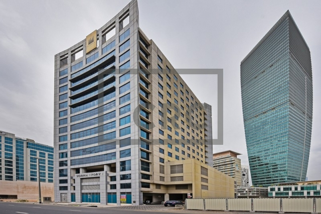 shell & core office for sale in business bay, sobha ivory tower 1 | 8