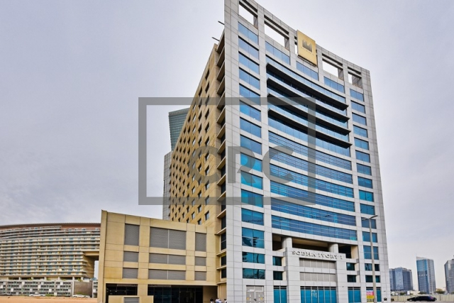 shell & core office for sale in business bay, sobha ivory tower 1 | 9