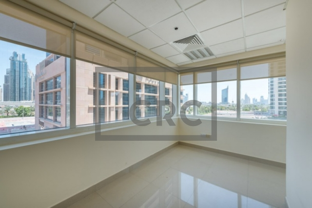 semi-furnished and shell & core office for sale in jumeirah lake towers, one lake plaza   2