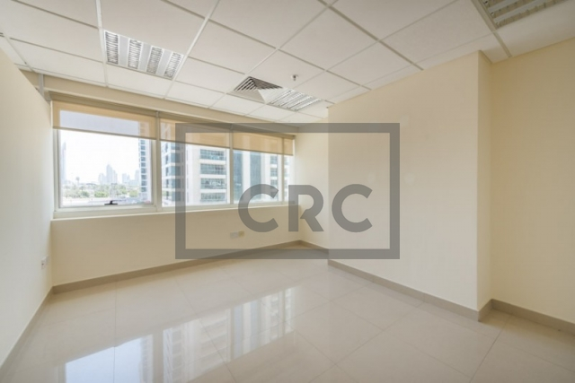 semi-furnished and shell & core office for sale in jumeirah lake towers, one lake plaza   3