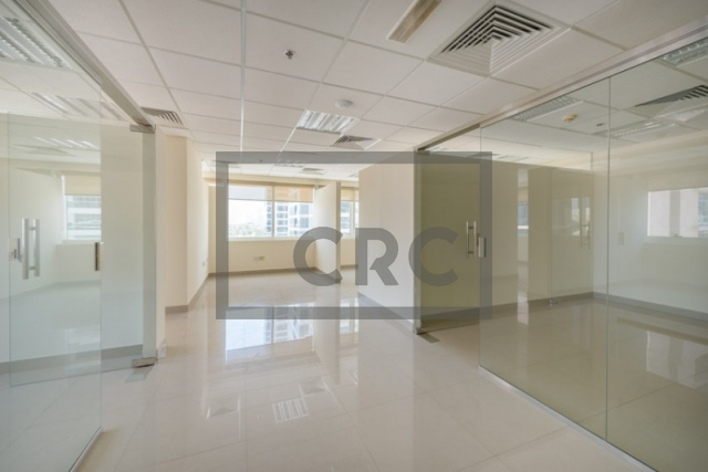 semi-furnished and shell & core office for sale in jumeirah lake towers, one lake plaza   4