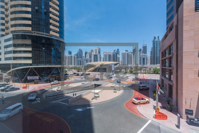 semi-furnished and shell & core office for sale in jumeirah lake towers, one lake plaza   5