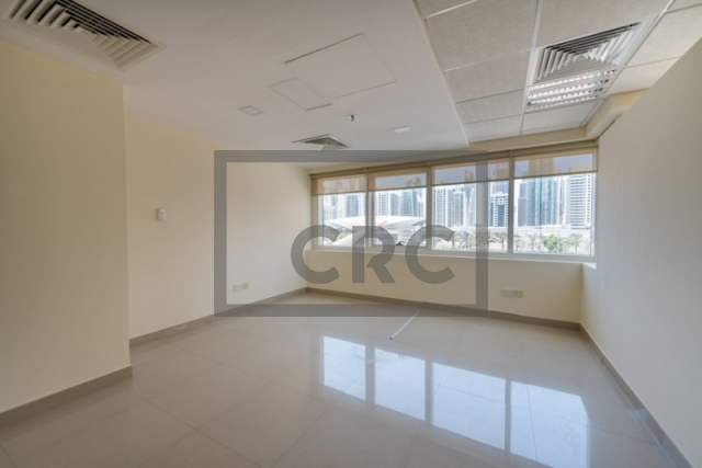 semi-furnished and shell & core office for sale in jumeirah lake towers, one lake plaza   6