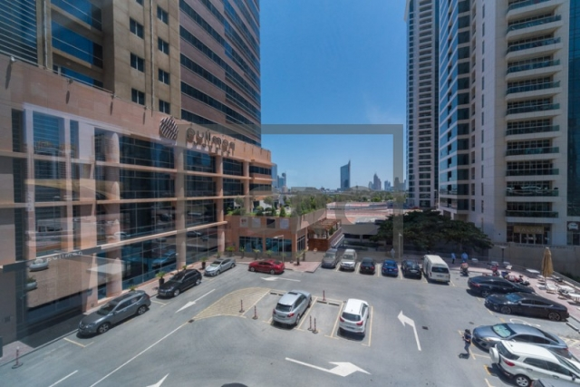 semi-furnished and shell & core office for sale in jumeirah lake towers, one lake plaza   8