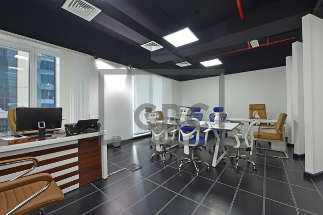 shell & core office for sale in sheikh zayed road, latifa tower | 6