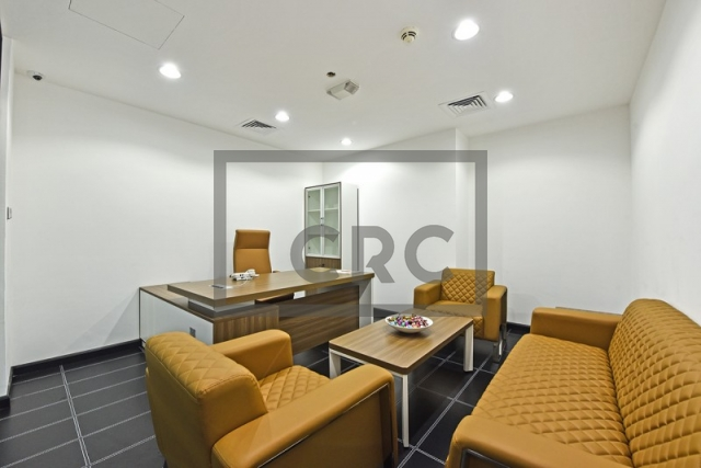 shell & core office for sale in sheikh zayed road, latifa tower | 5