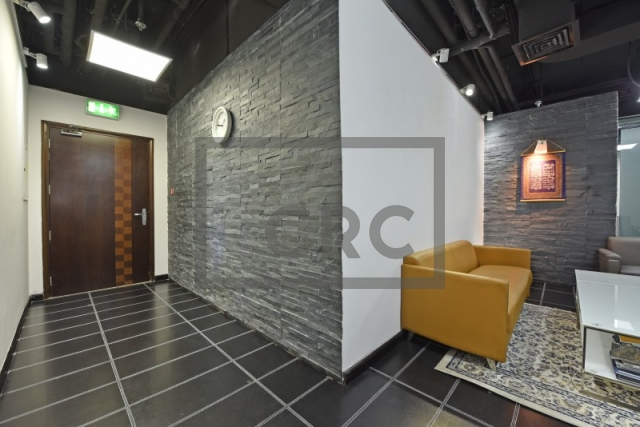 partitioned and furnished office for sale in sheikh zayed road, latifa tower | 7