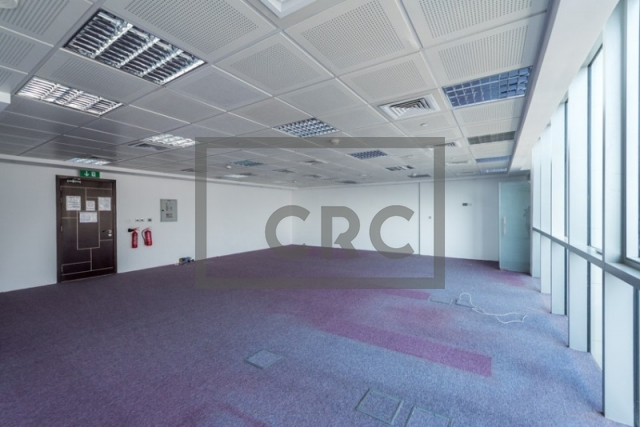 1,094 sq.ft. Office in Jumeirah Lake Towers, Indigo Icon for AED 820,770
