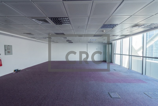 semi-furnished office for sale in jumeirah lake towers, indigo icon | 4