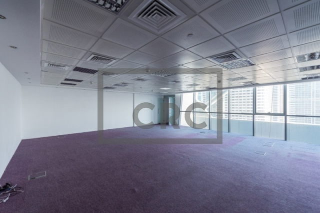 semi-furnished office for sale in jumeirah lake towers, indigo icon | 6