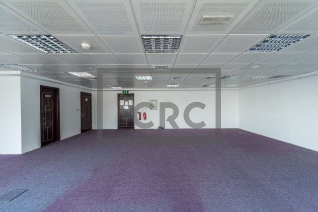 semi-furnished office for sale in jumeirah lake towers, indigo icon | 7