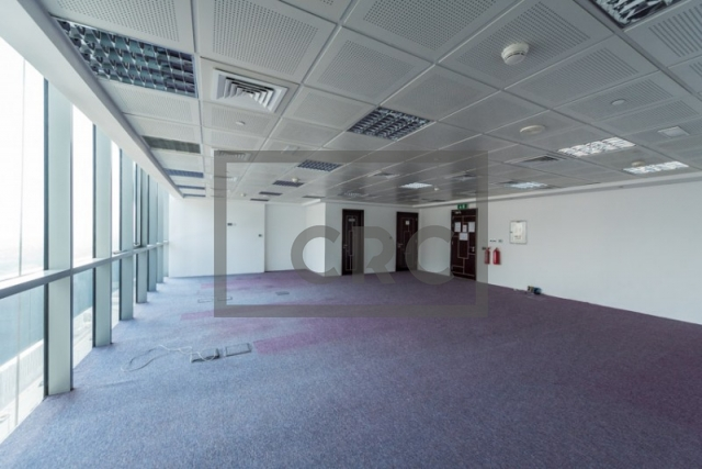 semi-furnished office for sale in jumeirah lake towers, indigo icon | 10