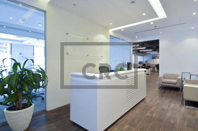 office for sale in dubai marina, marina plaza | 1