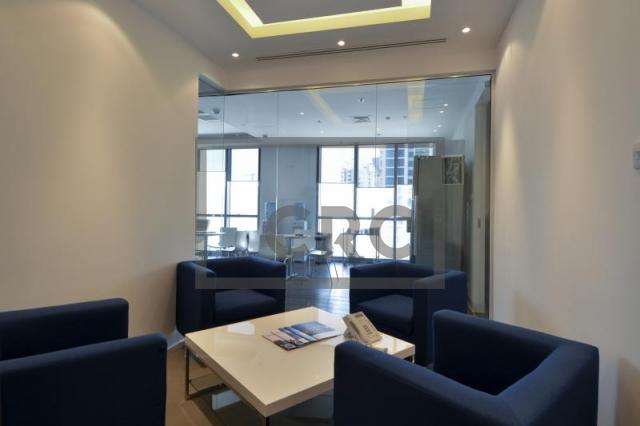 office for sale in dubai marina, marina plaza | 5