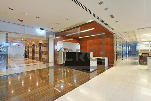 office for sale in business bay, churchill executive tower | 3