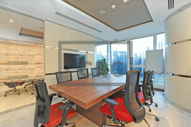 office for sale in business bay, churchill executive tower | 4