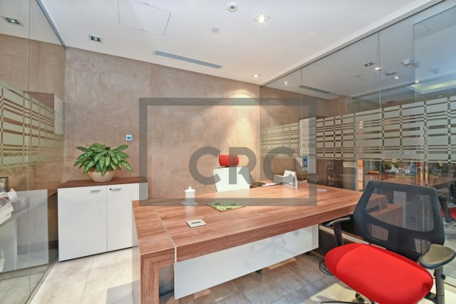 office for sale in business bay, churchill executive tower | 9
