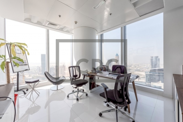 furnished office for sale in business bay, vision tower | 8