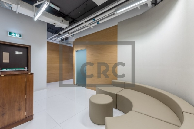 furnished office for sale in business bay, vision tower | 2