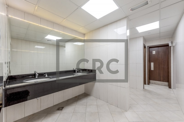 furnished office for sale in business bay, vision tower | 9