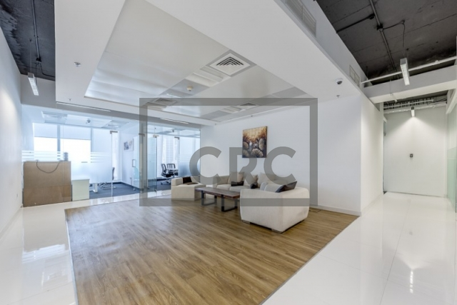 furnished office for sale in business bay, vision tower | 3