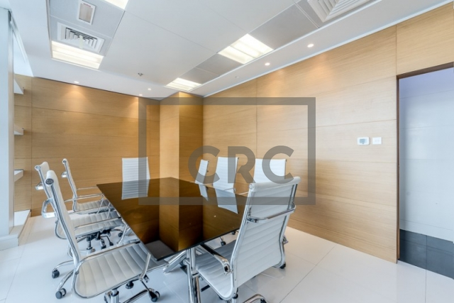 furnished office for sale in business bay, vision tower | 4