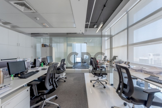 furnished office for sale in business bay, vision tower | 12