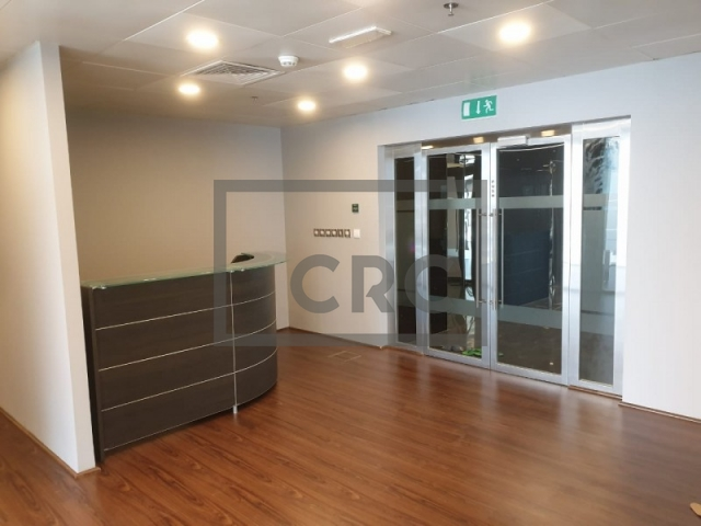 fitted and partitioned office for sale in business bay, one business bay | 4