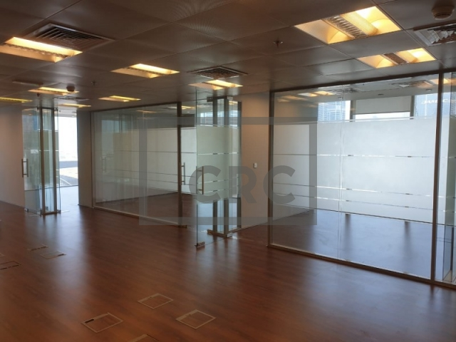fitted and partitioned office for sale in business bay, one business bay | 3