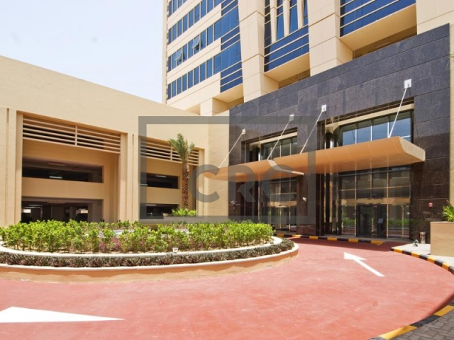 office for sale in business bay, churchill executive tower | 2